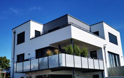 Neubau KfW 55 Haus
