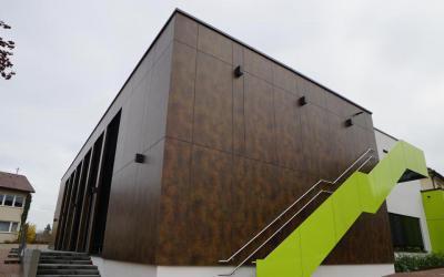 Neubau Multifunktionshalle