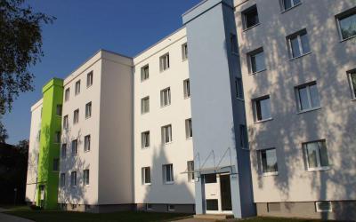 Sanierungskonzept Grabenäcker KfW 55