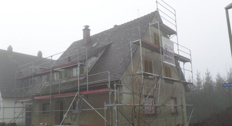 Sanierung Bestand zu KfW 100 = Neubau