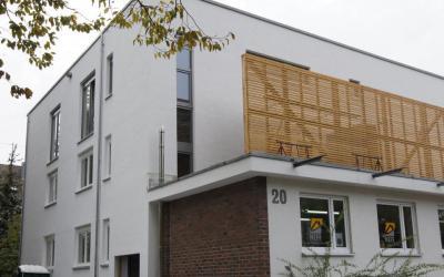 Berechnung Neubau KfW 40+ Studentenappartments