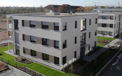 Neubau KfW 40 Landau